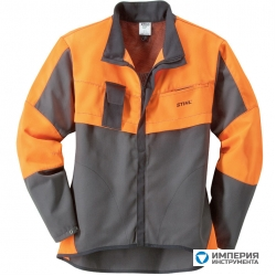 Куртка Stihl ECONOMY PLUS, Антрацит-оранжевый, размер XL