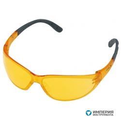 Защитные очки Stihl Contrast, жёлтые
