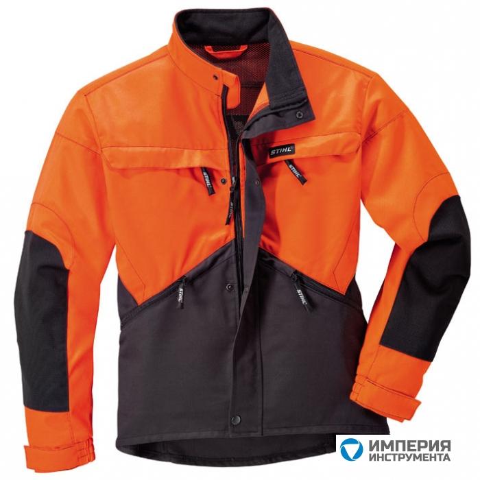 Куртка Stihl DYNAMIC, Антрацит-оранжевый, размер M