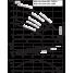 Циркуляционный насос с сухим ротором в исполнении Inline с фланцевым соединением Wilo VeroTwin-DPL 32/85-0,37/2