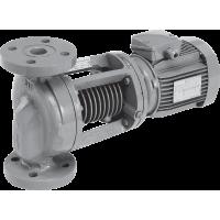 Циркуляционный насос с сухим ротором в исполнении Inline Wilo VeroLine-IPH-O 20/160-0,37/4