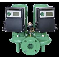 Циркуляционный насос с сухим ротором в исполнении Inline с фланцевым соединением Wilo VeroTwin-DP-E 50/150-4/2-R1