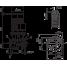 Циркуляционный насос с сухим ротором в исполнении Inline с фланцевым соединением Wilo CronoLine-IL 65/120-0,55/4