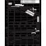 Циркуляционный насос с сухим ротором в исполнении Inline с фланцевым соединением Wilo CronoLine-IL 250/385-75/4