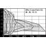 Циркуляционный насос с сухим ротором в исполнении Inline с фланцевым соединением Wilo CronoTwin-DL 100/210-37/2