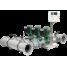 Высокоэффективная, автоматическая, готовая к подключению установка Wilo SiFlux 31-IL-E 65/160-7,5/2-SC-16-T4