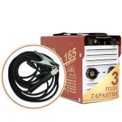 Инвертор сварочный ТОРУС-165 МАСТЕР + комплект сварочных проводов