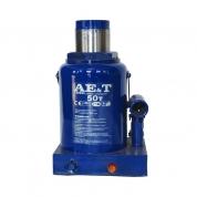 Домкрат бутылочный AE&T T20250 50т