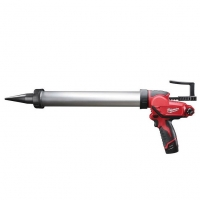 Аккумуляторный клеевой пистолет Milwaukee M12 PCG/600A-201B