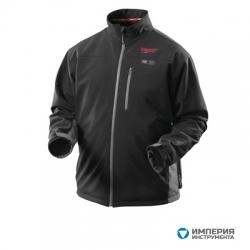 Куртка с электроподогревом Black Milwaukee M12 HJ BL2-0 (M)