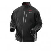 Куртка с электроподогревом Black Milwaukee M12 HJ BL2-201 (L)