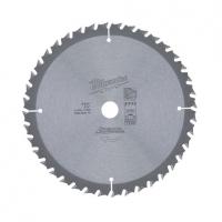 Диск для аккумуляторной циркулярной пилыMilwaukee WNF 165 x 15.87 x 40 (1шт)
