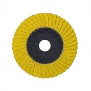 Лепестковый диск Milwaukee Cera Turbo 125 мм (1шт)