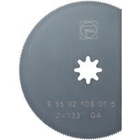 Сегментное пильное полотно из быстрорежущей стали Fein, 80 мм, 2 шт