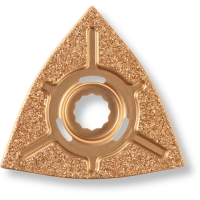 Твердосплавный рашпиль треугольной формы Fein, 110 мм