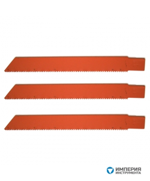 Набор пильных полотен Fein 150х2,5 мм 3 шт