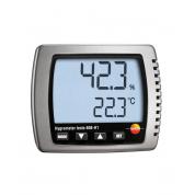 Термогигрометр с поверкой Testo 608-H1