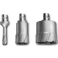Корончатое сверло Fein HM Ultra с хвостовиком QuickIN, 22/75 мм