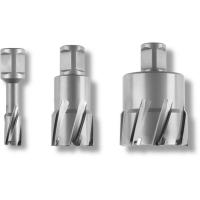 Корончатое сверло Fein HM Ultra 75 с хвостовиком Weldon, 24 мм
