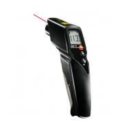 Инфракрасный термометр с лазерным целеуказателем (оптика 10:1) с поверкой Testo 830-T1