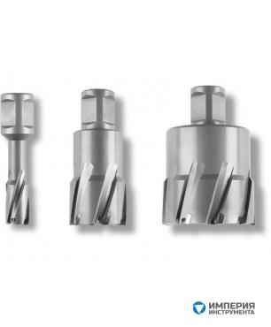 Корончатое сверло Fein HM Ultra 35 с хвостовиком Weldon, 52 мм