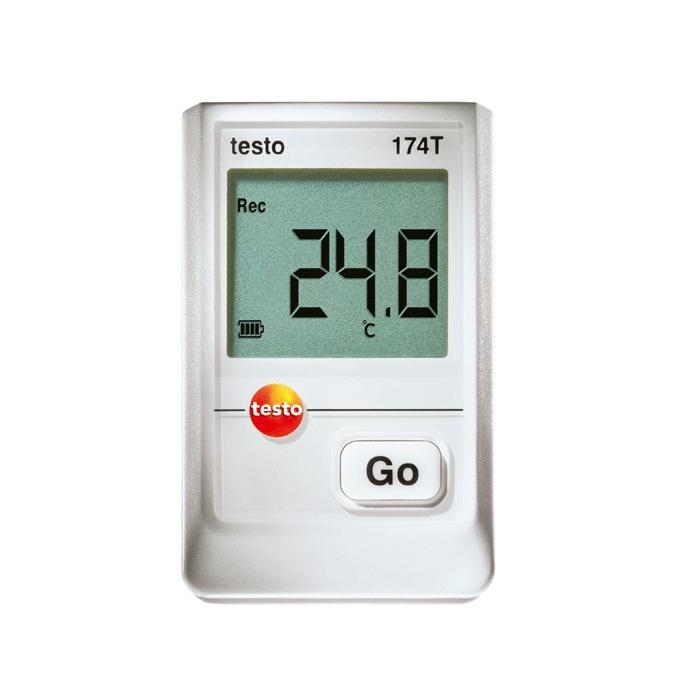 Комплект Testo 174T  1-канальный мини-логгер данных температуры с USB-интерфейсом
