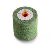 Эластичный шлифовальный валик Fein, зерно 180, 100 x 100 мм