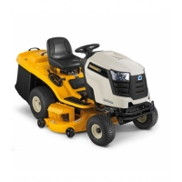 Садовый трактор Cub Cadet CC 1024 KHJ