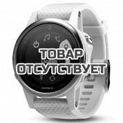 Умные часы белые с белым ремешком Garmin Fenix 5s