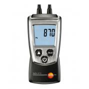 Комплект Testo 510 Карманный дифференциальный манометр