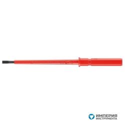 Сменная насадка диэлектрическая шлиц WERA Kraftform Kompakt VDE 60 i 3,5x154 мм 003402