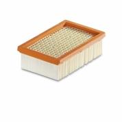 Фильтр плоский складчатый Karcher для пылесосов MV