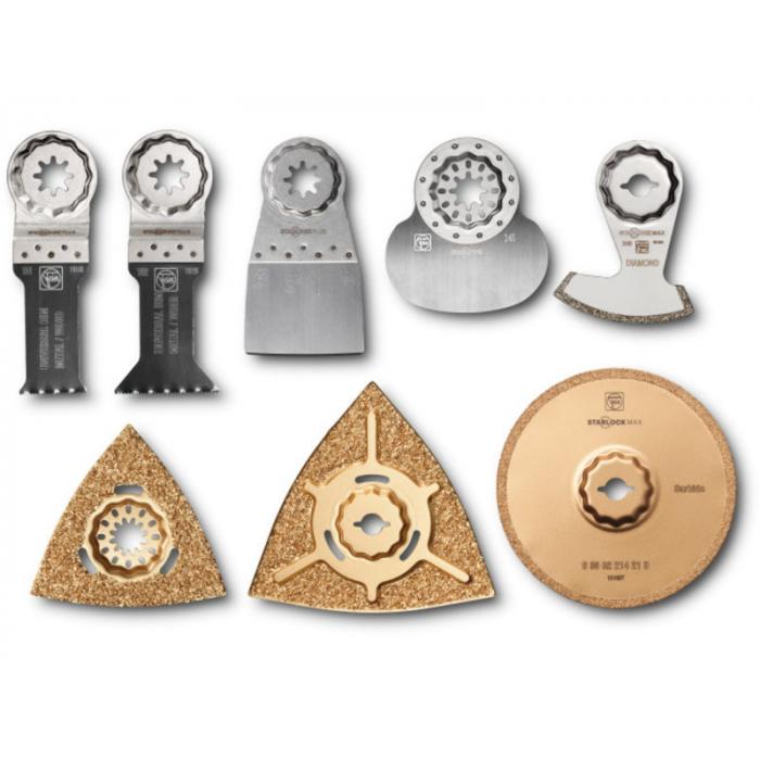 Комплект принадлежностей Fein SLM для санации плитки и ванных комнат