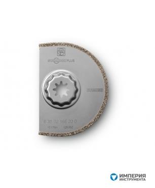 Алмазное пильное полотно Fein, рез 2,2 мм, 90 мм, 1 шт