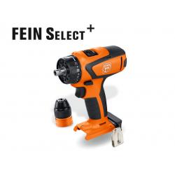Дрель-винтоверт аккумуляторная Fein ASCM 12 Q Select