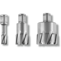 Корончатое сверло Fein HM Ultra 35 с хвостовиком Weldon, 25 мм