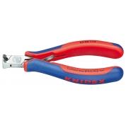 Кусачки торцевые для электроники KNIPEX KN-6402115