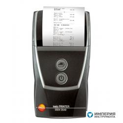 Быстродействующий принтер Testo