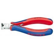 Кусачки торцевые для электроники KNIPEX KN-6412115