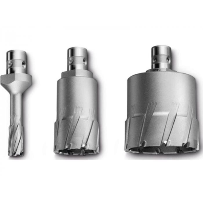 Корончатое сверло Fein HM Ultra с хвостовиком QuickIN, 32/35 мм