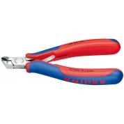 Кусачки торцевые для электроники KNIPEX KN-6452115