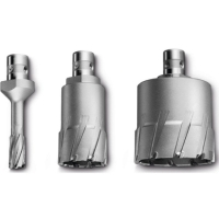 Корончатое сверло Fein HM Ultra 2 с хвостовиком QuickIN, 12,70 мм