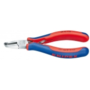 Кусачки торцевые для электроники KNIPEX KN-6472120