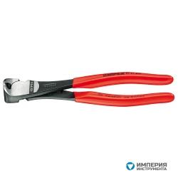 Кусачки торцевые особой мощности KNIPEX KN-6701140