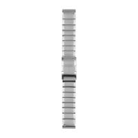 Ремешок сменный (сталь) серебряный Garmin QuickFit 22 мм