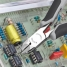Кусачки боковые для электроники KNIPEX KN-7732120HESD