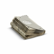 Комплект фильтров бумажных Karcher для пылесосов SE