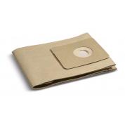 Фильтр-пакеты бумажные Karcher для пылесосов T 7/1, 9/1, 10/1, 10 шт