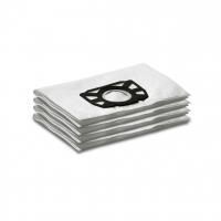 Фильтр-мешки из нетканого материала Karcher для пылесоса WD (4 шт)