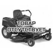 Садовый трактор с нулевым радиусом разворота MTD Z 170 DH